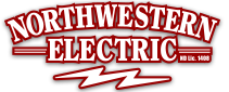 Northwestern Electric Logo
